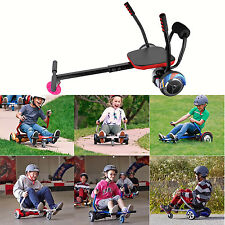 "Kart Car Style Holder Stand For 6.5-10"" Two Wheel Self Balancing Scooter Hover"