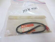Suzuki GS1100,GS550,GS650,GS850 Nos oem meter wire lead p.n 34378-45360