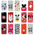 Hot TPU Soft Back Novel Disney Cartoon Pattern Case Cover For iPhone 5S 6 6 plus
