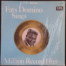 FATS DOMINO SINGS MILLION RECORD HITS 1ST ED IMPERIAL LP-12103 US PRESS A++ COND