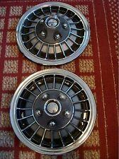 """American Motors 1966-1971, Two 14"""" Hubcaps"""