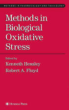 Methods in Biological Oxidative Stress (Methods in Pharmacology and Toxicology),