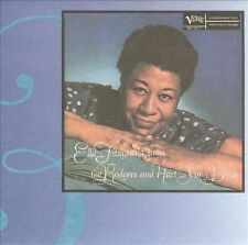 Ella Fitzgerald - Sings the Rodgers and Hart Song Book, Verve Master Edition