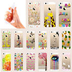 Ultra Slim Rubber Soft TPU Silicone Back Case Cover for Apple iPhone 6 6s Plus