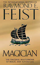 Magician (Riftwar Saga), By Raymond E. Feist,in Used but Acceptable condition
