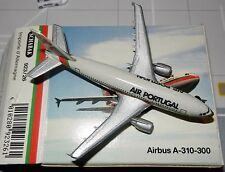 Schabak 1:600 Scale Diecast 923-26 TAP Air Portugal Airbus 310-300 New in Box