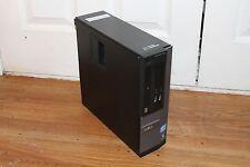 DELL Optiplex 390 small form factor PC, Intel i5 (3.4ghz), unità disco rigido da 500gb, 8gb di RAM