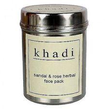 Khadi Sandal & Rose Face Pack Skincare Natural Goodness 50 ml