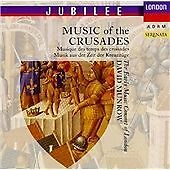MUNROW / EARLY MUSIC CONSOR...-MUSIC OF CRUSADES Mint