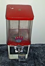 Vintage Komet 5 Cent Bubble Gum Machine Free Shipping