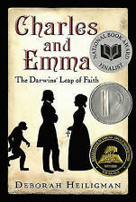 CHARLES AND EMMA: THE DARWINS' LEAP OF FAITH : WH5-B165 : HB 215 : ULN (AP)