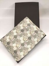 Lap Desk Laptop Tray Multi-Purposes Tray Back Pillow Cushion Pad Patchwork Brown