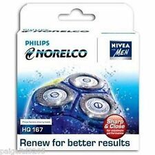 Philips Norelco HQ 167 HQ167 Replacement Heads For 6700 Series
