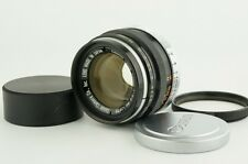 Canon 50mm F 2.2 Leica Screw Mount LTM L39 Lens From Japan N Mint *0440