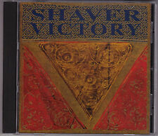 Shaver - Victory - CD (NW6003 New West 1998 U.S.A.)