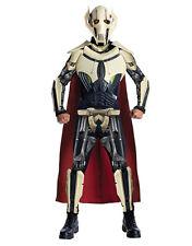 """Star wars homme dlx général grievous costume, std, tour de poitrine 44"""", taille 30-34"""",LEG 33"""""""