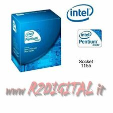 PROCESSORE INTEL PENTIUM G1620 2,70Ghz 2Mb DUAL CORE LGA 1155 BOX CPU QUAD