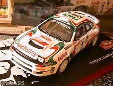 TOYOTA CELICA TURBO 4WD #3 RALLY MONTE CARLO 1993 AURIOL OCCELLI IXO ALTAYA 1/43