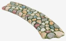 Curved Walkway/Path Miniature Garden Dollhouse Fairy Gnome MG16C  In/Outdoor