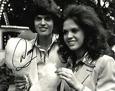 GFA The Osmonds Star  * DONNY OSMOND * Signed 8x10 Photo PROOF AD2 COA