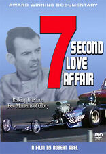 7 Second Love Affair - DRAG RACING MOVIE - DVD-1965