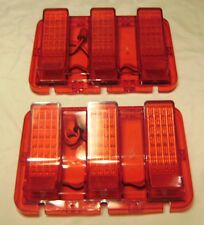 1967-1968 Ford Mustang LED Tail Lights ( Easy Install Plug & Play, 84 LED's )