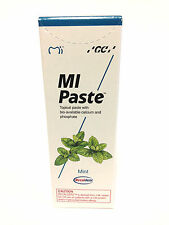 New Mi Paste Mint Flavor AKA Tooth Mousse by GC America 02/2018 FREE USA S&H!