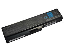 New Genuine PA3817U-1BRS Laptop Battery for Toshiba Satellite C655 L655 P775