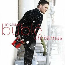 Michael Buble Christmas CD NEW Holly Jolly Christmas/Jingle Bells/Santa Baby+