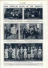 1918 Lilac Domino Empire Little Brother Ambassadors The Boy Adelphi Plays