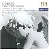 Mozart: Great Mass in C minor, KV 427 (2009) BRAND NEW CD, SEALED
