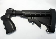 12 GA Tactical Shotgun Stock W/ Pistol Grip & Recoil Pad Mossberg 500 590 Mav88