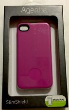 Agnet18 SlimShield Case -Pink for iPhone 4/4s IPSSX/C