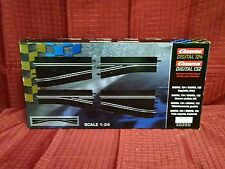 CARRERA 30350 DIGITAL 132 CHICANE LEFT 4 PACK NEW 1/32 AND 1/24 SLOT CAR TRACK
