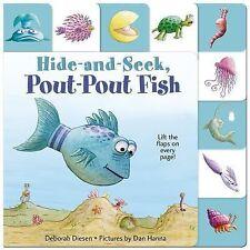 A Pout-Pout Fish Adventure: Hide and Seek, Pout-Pout Fish by Deborah Diesen...