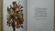 GRINLING GIBBONS AND THE ART OF CARVING. WELL ILLUSTRATED