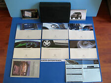 2003 Mercedes M-Class ML ML55 AMG Owners Manuals Navigation Book Set + Case L194