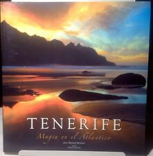 Glossy, Full Color Book Photo Album: SPAIN, Tenerife Magia En El Atlantico