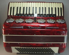 PARROT PIANO ACCORDION 120 BASS - SCANDALLI COPY