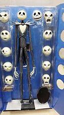 The Nightmare Before Christmas Jack Skellington 15″ Figure 12 Skull Heads Toys