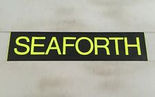 "Liverpool Bus Blind Aug94 FC 30""- Seaforth"