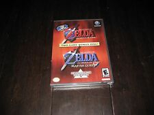 Legend of Zelda Ocarina of Time Master Quest Gamecube - New Sealed
