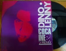 "DISCO 12"" VINILE - DINO LENNY - COCAINE - DANCE MIX REMIX FLYING RECORDS EX-/VG+"