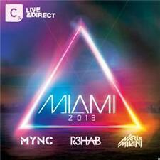 R3hab and Nari & Milani mixed by MYNC-cr2 Live & Direct-Miami 2013
