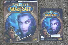 WORLD OF WARCRAFT    BATTLE CHEST GUIDE GUIDE & DVD