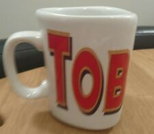 Toblerone Chocolate Mug Triangle VINTAGE RETRO COLLECTABLE Triangular Cup