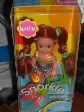 2003 KELLY CLUB SNORKLE SUN FUN KERSTIE!! BARBIE