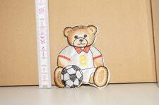 1885 Aufbügler Fussball-Teddy