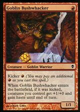 Goblin Bushwhacker foil | nm | Zendikar | Magic mtg