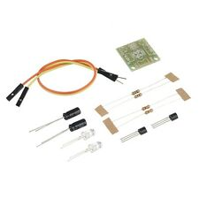 New 5MM LED Simple Flash Light Circuit Production Board DIY Kit Set JL